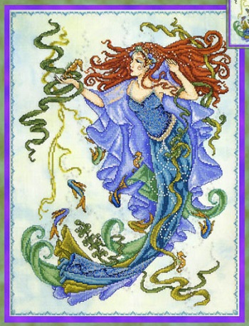 Goddess of the Sea by Joan Elliott