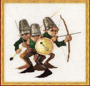 Guerre des Boutons,Nimue