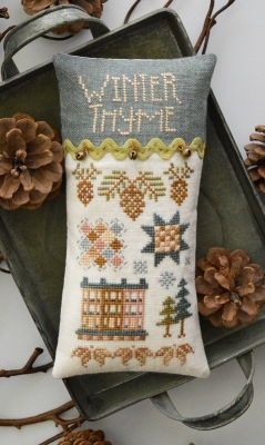 Winter Thyme by Hands On Designs