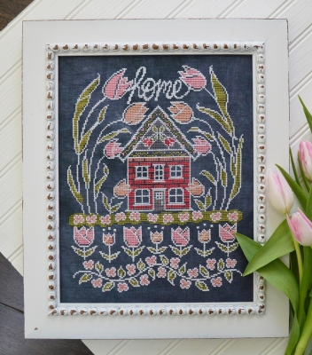 Tulip House - Chalk for the Home by Hands On Design
