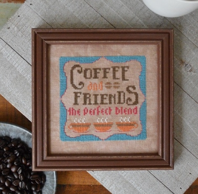 Coffee & Friends by Hands On Design