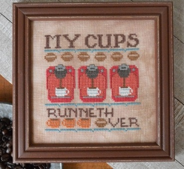 My Cups Runneth Over by Hands On Design