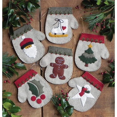 Warm hands ornaments by Rachael's of Greenfield