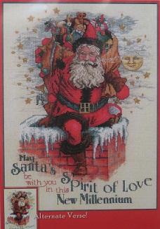 Santa's Spirit of Love