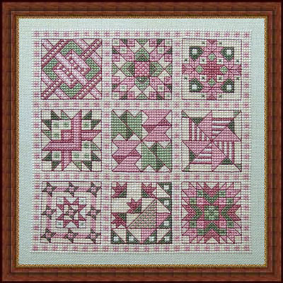 Julia's Quilt by Whispered by the Wind