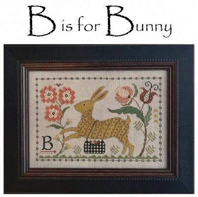 B is for Bunny by La D Da