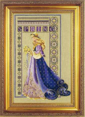 Celtic Spring-LL50- by Lavender & Lace