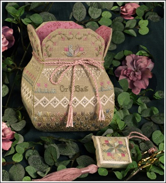 Linda`s Ort Bag by The Victoria Sampler