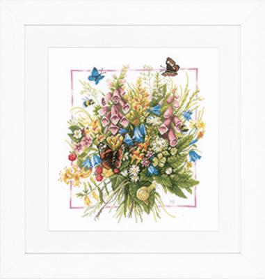 Summer Bouquet by Lanarte