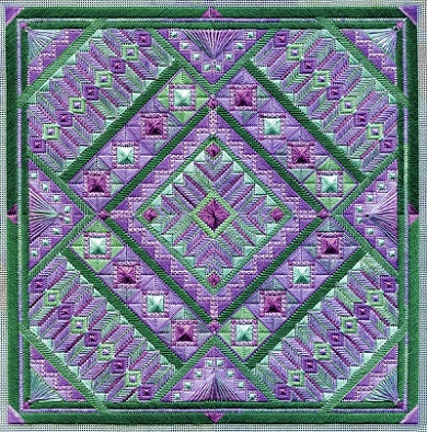 Lavender Felds by Laura J.Perin Designs