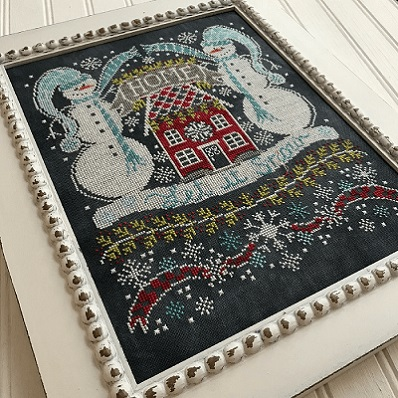 Let it snow Bungalo by Hands On Designs