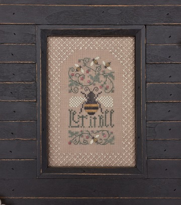 Let it Bee by The Drawn Thread