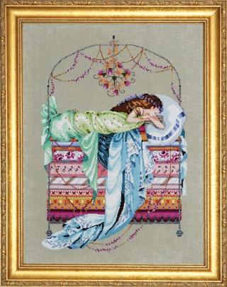 Sleeping princess-MD123- by Mirabilia