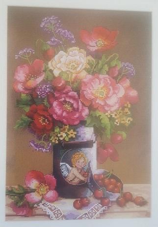 Cupid's Flowers,K-91,by Merejka