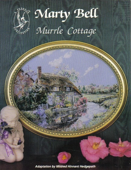 Murrle Cottage cross-stitch chart