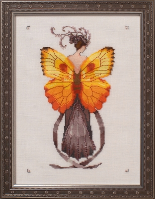 Miss Solar Ellipse  Butterfly Misses Collection,NC239,Nora Corbett