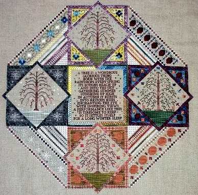 A sampler of seasons,NE015,Northern Expressions