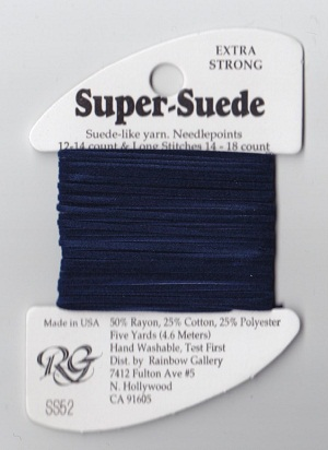 Super Suede, SS 52,Rainbow Gallery