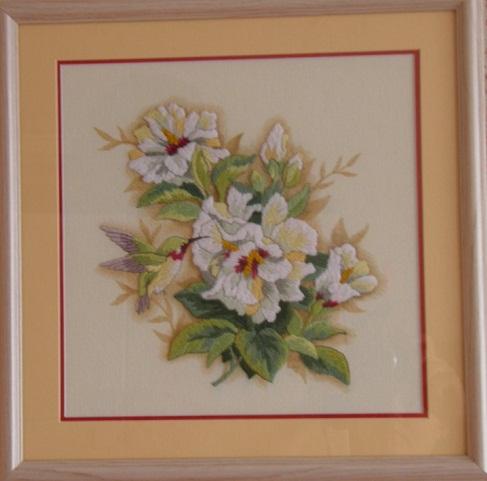 Hibiscus Floral-Ready design