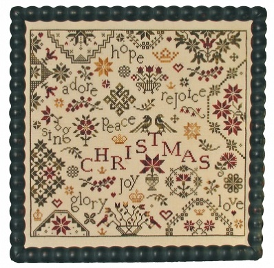 Simple Gifts - Christmas by Praiseworthy Stitches