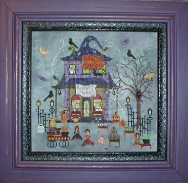 Sale at the Bubbling Cauldron by Praiseworthy Stitches