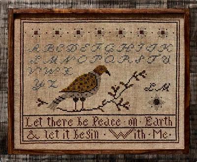 Peace on Earth by La D Da