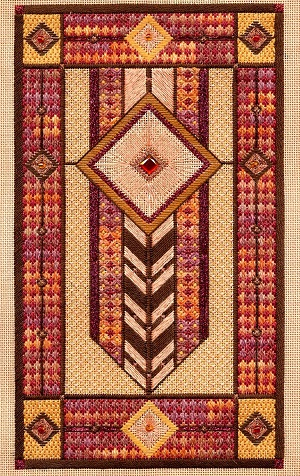 Prarie Star by Laura J.Perin Designs