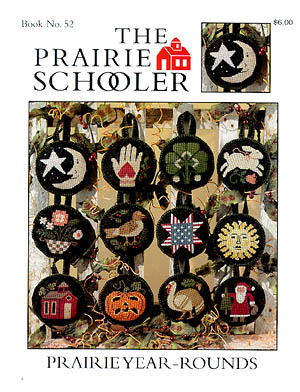 Prairie year round by Prairie Schooler