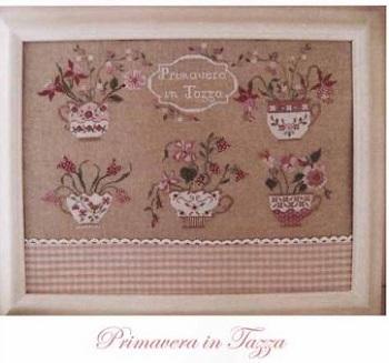 Primavera in Tazza by Cuore e Batticuore