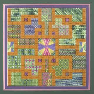 Primrose Path by Deb Bee's Designs