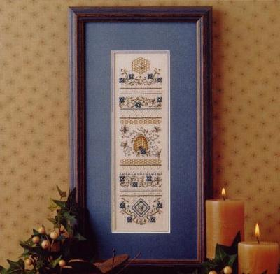 Busy Bee Sampler by Sweetheart Tree