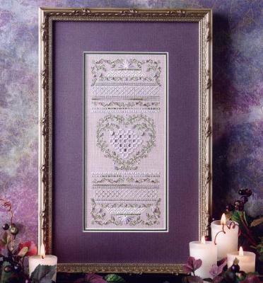 Lovely In Lavender Sampler by Sweetheart Tree