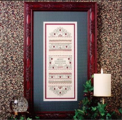 Cranberry Sampler by Sweetheart Tree