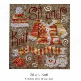 Sit and knit by Barbara Ana designs
