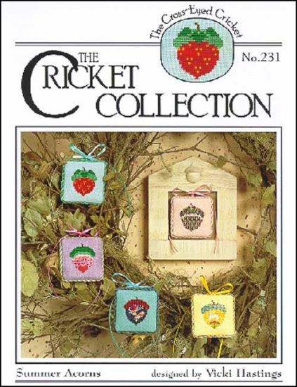 Summer acorns by Cross-Eyed Cricket
