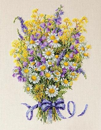 Summer flowers,K-72, by Merejka