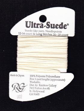 Ultra Suede,U 02,Rainbow Gallery