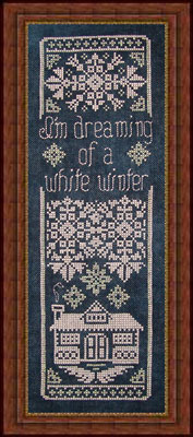 White winter by Whispered by the Wind