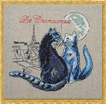 a-Les Chamoureux, Numue