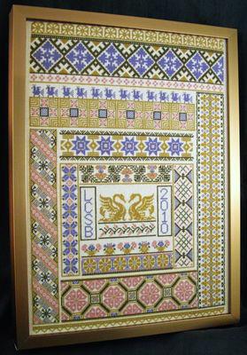 Heritage Sampler by Aury TM