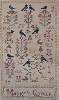 Mother's Garden; Blackbird Designs