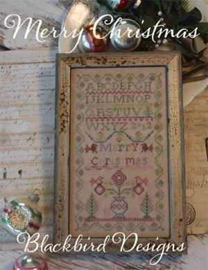 Merry Christmas; Blackbird Designs