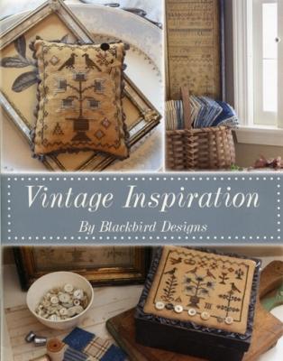 Vintage Inspiration; Blackbird Designs