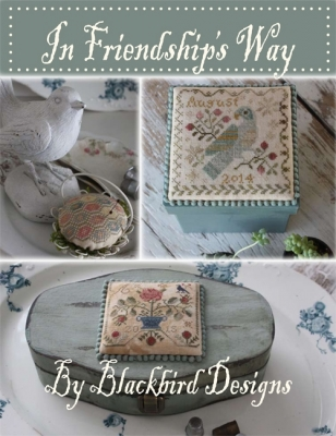 In Friendship's Way; Blackbird Designs