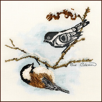 Chickadee by Stitching Studio