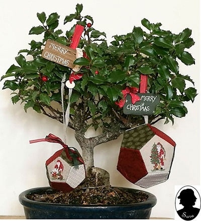 Christmas Ornaments by Sara Guermani