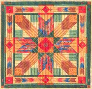 Color study Four winds by Laura J.Perin Designs