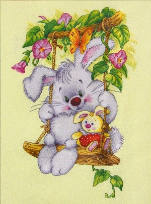 Sunny Bunny by Lan-Svit