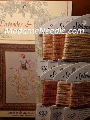 Dance of the Roses-LL62- by Lavender and Lace