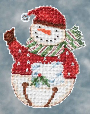 Flurry Snowbell,DM204104,Mill Hill